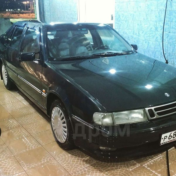 Saab 9000, 1995 год, 180 000 руб.