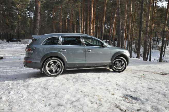 Audi Q7, 2008 год, 1 250 000 руб.