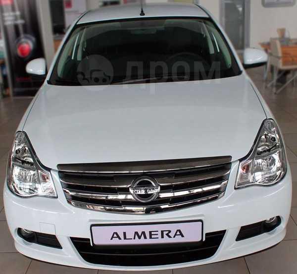 Nissan Almera, 2015 год, 404 000 руб.