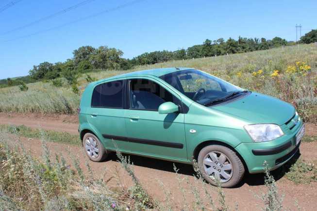 Hyundai Getz, 2003 год, 190 000 руб.