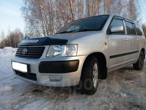 Toyota Succeed, 2002 год, 225 000 руб.