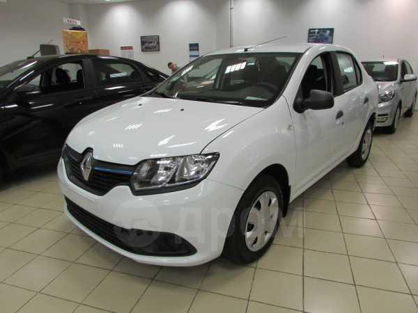 Renault Logan, 2016 год, 532 000 руб.