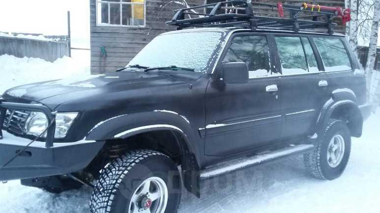 Nissan Safari, 2001 год, 800 000 руб.