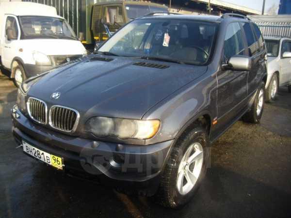 BMW X5, 2002 год, 525 000 руб.