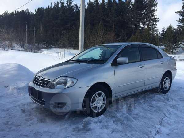 Toyota Corolla, 2003 год, 337 000 руб.