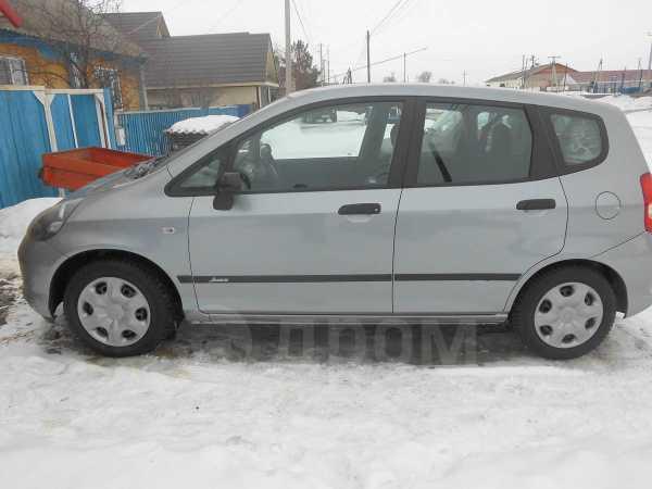 Honda Jazz, 2007 год, 280 000 руб.