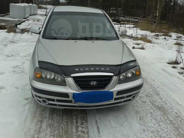 Hyundai Elantra, 2004 год, 205 000 руб.