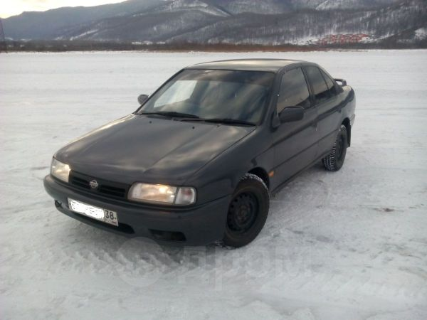 Nissan Primera, 1991 год, 110 000 руб.