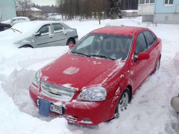 Chevrolet Lacetti, 2008 год, 285 000 руб.