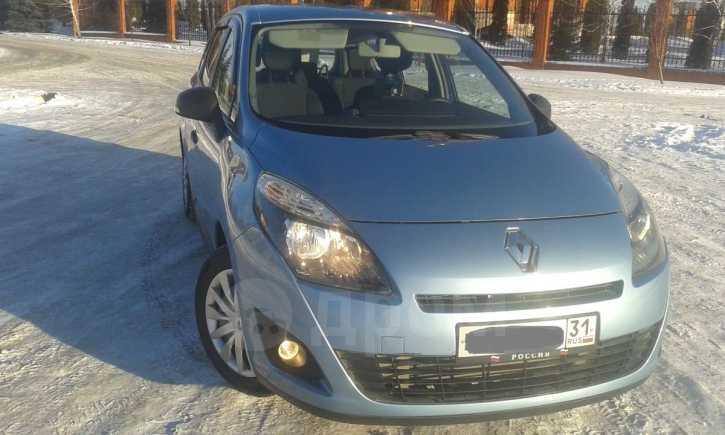 Renault Grand Scenic, 2010 год, 500 000 руб.