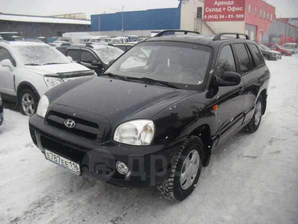 Hyundai Santa Fe Classic, 2008 год, 455 000 руб.