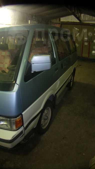 Nissan Vanette, 1990 год, 85 000 руб.