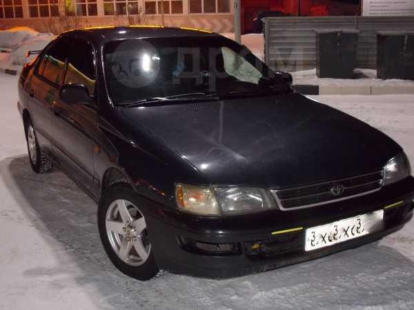 Toyota Carina E, 1996 год, 250 000 руб.