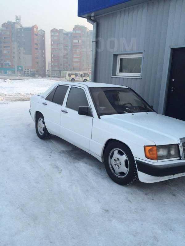 Mercedes-Benz 190, 1990 год, 130 000 руб.