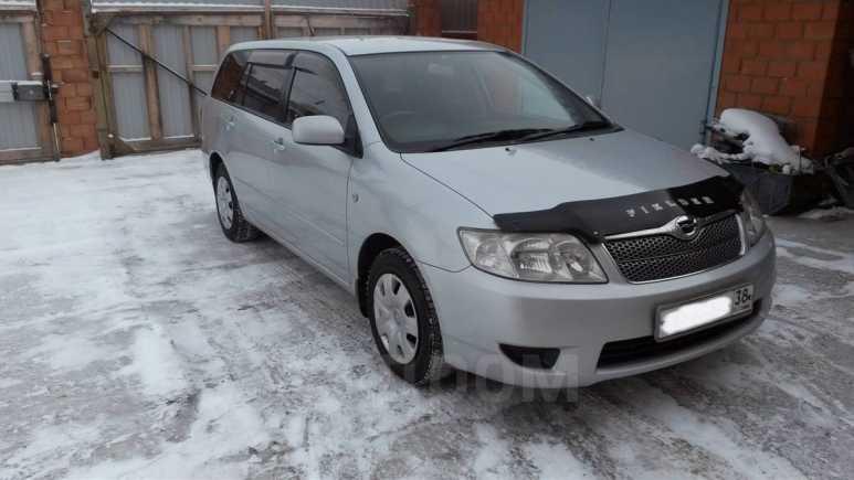 Toyota Corolla Fielder, 2005 год, 388 000 руб.