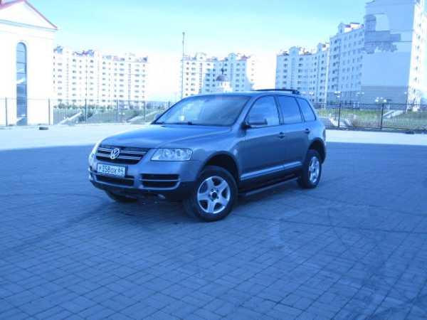 Volkswagen Touareg, 2004 год, 590 000 руб.