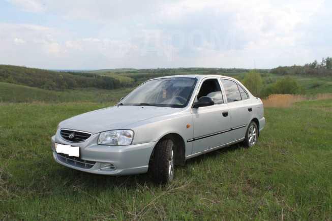 Hyundai Accent, 2009 год, 270 000 руб.