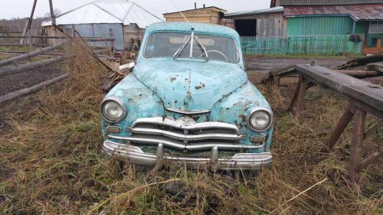 ГАЗ Победа, 1949 год, 300 000 руб.