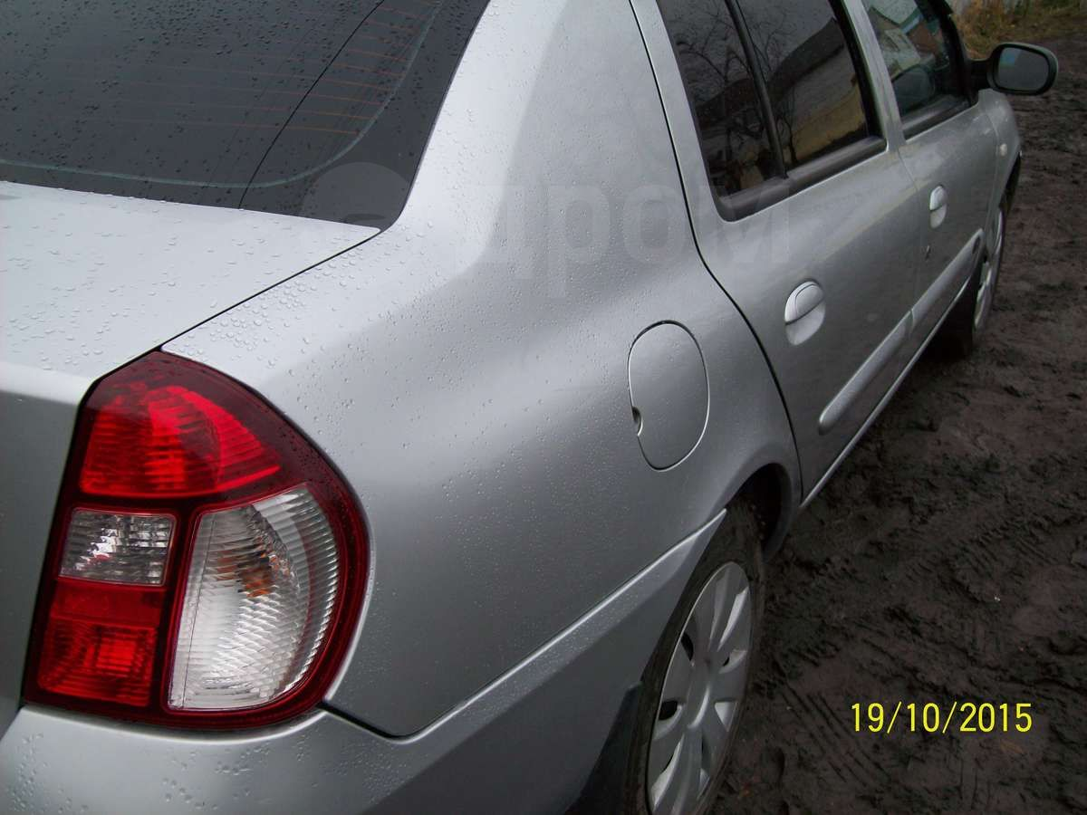 renault simbol 2008 года 8 клапанов
