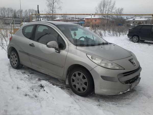 Peugeot 207, 2007 год, 200 000 руб.