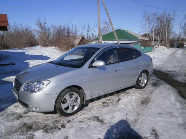 Hyundai Avante, 2008 год, 460 000 руб.