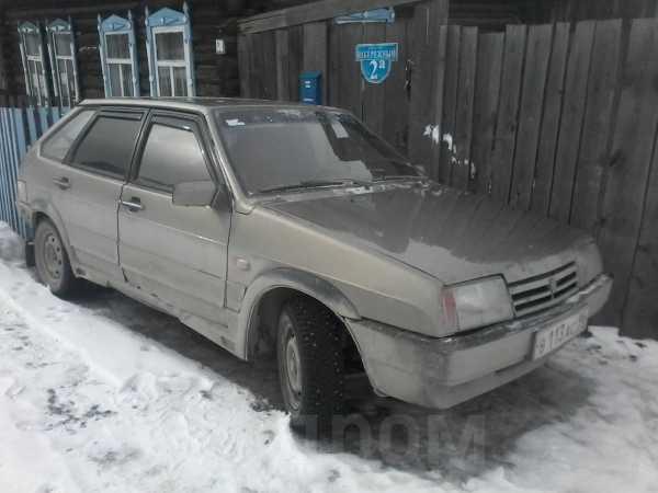 Лада 2109, 2001 год, 33 000 руб.