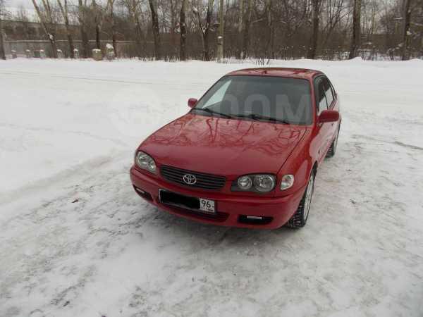 Toyota Corolla, 2001 год, 273 000 руб.