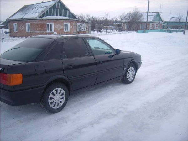 Audi 80, 1988 год, 105 000 руб.