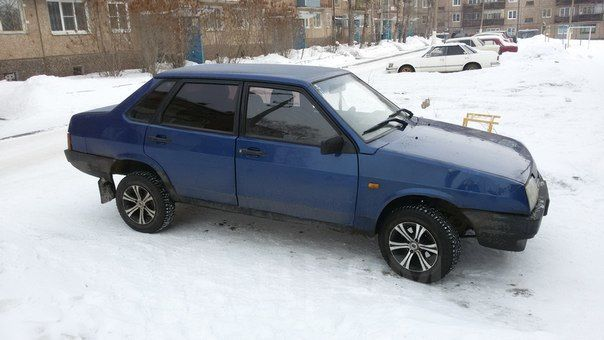 Лада 21099, 2002 год, 80 000 руб.