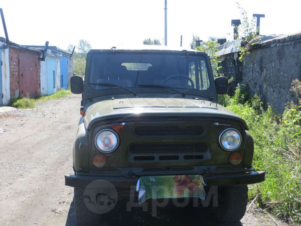 УАЗ 469, 1997 год, 135 000 руб.