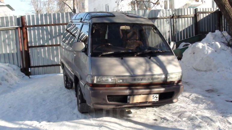 Toyota Town Ace, 1991 год, 120 000 руб.