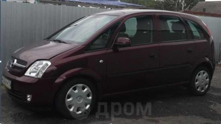 Opel Meriva, 2004 год, 350 000 руб.