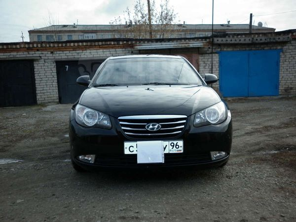 Hyundai Avante, 2010 год, 475 000 руб.