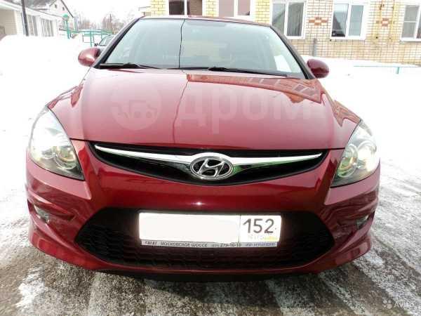 Hyundai i30, 2010 год, 469 000 руб.