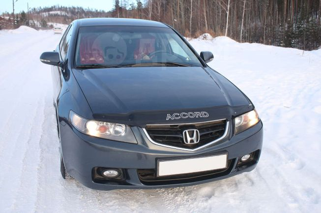 Honda Accord, 2004 год, 460 000 руб.