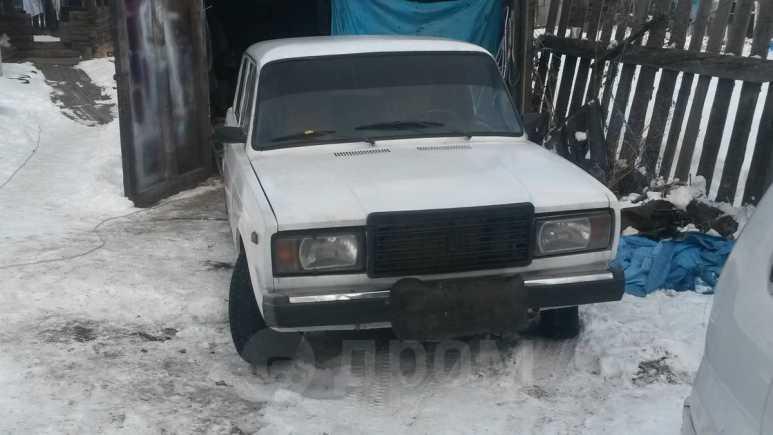 Лада 2107, 1995 год, 55 000 руб.