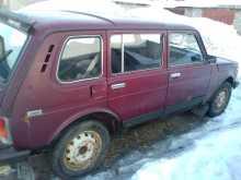 Тобольск 4x4 2131 Нива 2001