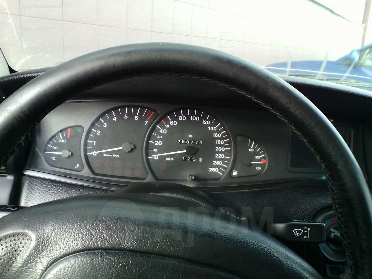 opel omega 1995 2.5 бензин акпп