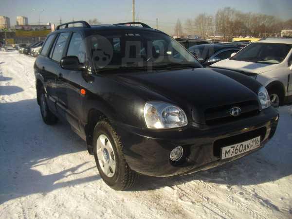 Hyundai Santa Fe Classic, 2008 год, 485 000 руб.