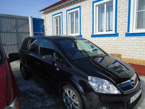 Opel Zafira, 2007 год, 345 000 руб.