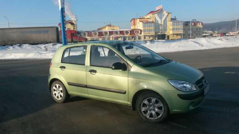 Hyundai Getz, 2010 год, 290 000 руб.