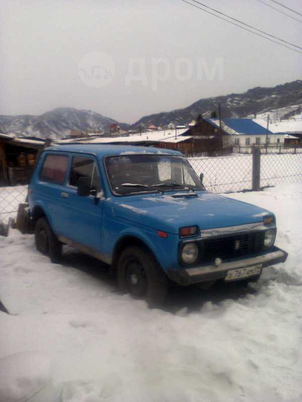 Лада 4x4 2121 Нива, 1988 год, 85 000 руб.