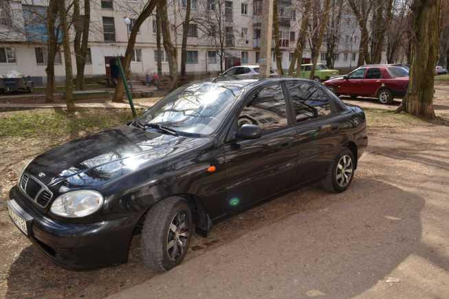 Daewoo Lanos, 2008 год, 175 000 руб.