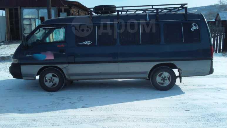 Hyundai Grace, 1995 год, 80 000 руб.