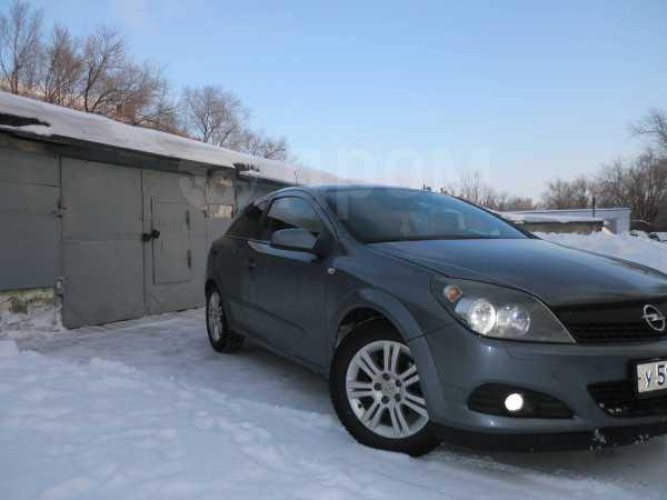 Opel Astra GTC, 2007 год, 320 000 руб.