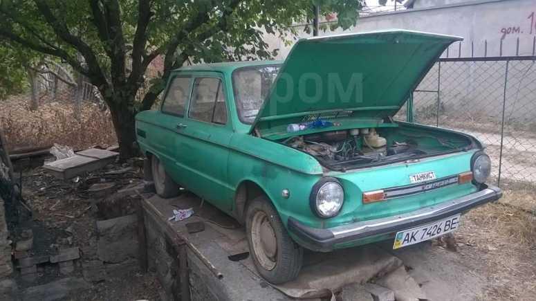 ЗАЗ Запорожец, 1986 год, 10 999 руб.