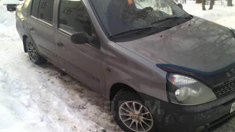 Renault Symbol, 2003 год, 123 000 руб.