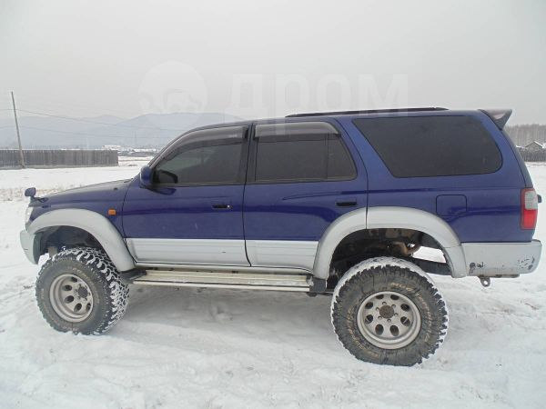 Toyota Hilux Surf, 1997 год, 220 000 руб.