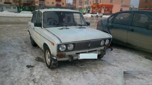 Лада 2106, 1999 год, 25 000 руб.