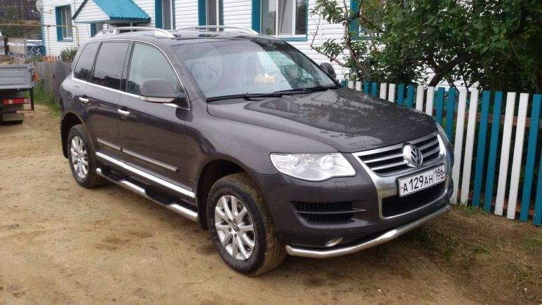 Volkswagen Touareg, 2007 год, 890 000 руб.